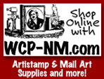 Shop WCP-NM.COM for Artistamp supplies...